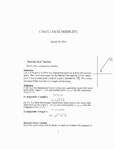 math-2551-chapter-12-vectors-lines-planes-quadratic-surfaces