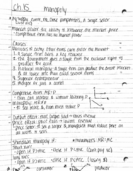 ECON 2113 Lecture Notes - Lecture 15: Price Discrimination