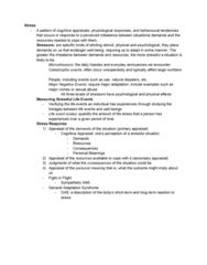 PSYCO105 Study Guide - Final Guide: Common Cold, Psychopathy, Sexual Dysfunction