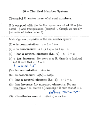 Math 125 Lecture 1 Lecture 1pdf Oneclass