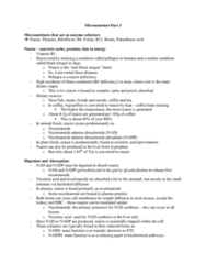 NUTR 3210 Lecture Notes - Lecture 16: Nicotinamide Adenine Dinucleotide Phosphate, Nicotinamide Adenine Dinucleotide, Vitamin B12 Deficiency