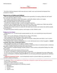 PSYC 2290 Chapter Notes - Chapter 1: Psychodynamics, American Psychological Association, Tabula Rasa