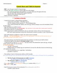 PSYC 2290 Chapter Notes - Chapter 2: In Vitro Fertilisation, Child Development, Fallopian Tube