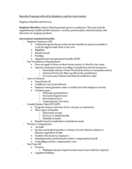 MHR 523 Study Guide - Final Guide: Absenteeism, Instructional Design, Workplace Violence