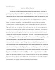 NURS 101 Lecture Notes - Lecture 10: Fidgeting