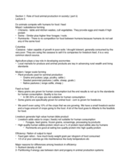 AGRC 112 Lecture Notes - Lecture 5: Nutrient Density, Kilogram, Tuber