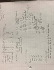 CHEMENG 2D04 Lecture 1: Conversions