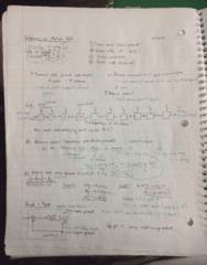 CHEMENG 2D04 Lecture 8: Multiple Unit Balance