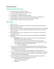 POL201Y1 Lecture Notes - Lecture 6: Debt Crisis, Thomas Friedman, Structural Adjustment