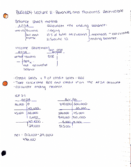 BUSI 1004 Lecture Notes - Lecture 11: Net 5, Chief Operating Officer, Methamphetamine