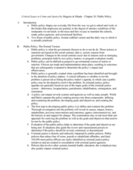 CRJU 20423 Chapter Notes - Chapter 20: Moral Panic, Junk Science, Mothers Against Drunk Driving