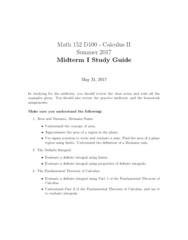 MATH 152 Lecture 1: Math152_Midterm1Review