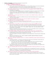 PSC 131 Study Guide - Midterm Guide: Occipital Lobe, Visual Cortex, Parietal Lobe