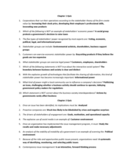 BUS 100 Study Guide - Midterm Guide: Corporate Social Responsibility, Ethical Egoism, Virtue Ethics