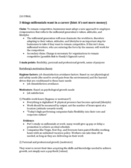 COMM 210 Study Guide - Final Guide: Sigmoid Function, Evernote, Job Satisfaction