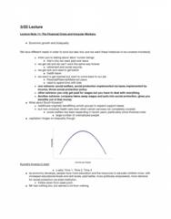 PLSC 389E Lecture Notes - Lecture 10: Byrsonima Crassifolia, Neoliberalism, Kim Young-Sam