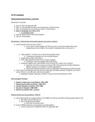 PLSC 389E Lecture Notes - Lecture 13: Kim Jong-Il, Kim Jong-Un, Kim Il-Sung