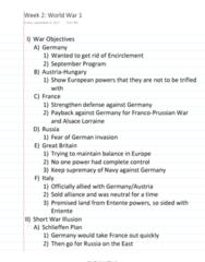 HISTORY 2500 Lecture Notes - Lecture 3: House Of Romanov, White Movement, Guerrilla Warfare