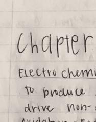 CHEM 6C Lecture 15: Lecture 15