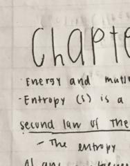 CHEM 6C Lecture 11: Lecture 11