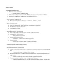 ART 9B Study Guide - Midterm Guide: Culture War, Invisible Hand, Macroeconomics