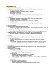 CRIM 2652 Study Guide - Midterm Guide: Long Term Ecological Research Network, Industrial Revolution, Authoritarianism