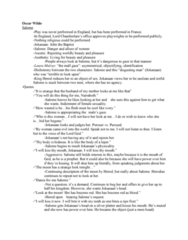ENG 360W Study Guide - Midterm Guide: A Country Girl, Walter Pater, Life Imitating Art