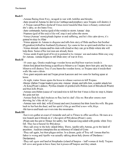 ENG 227 Study Guide - Midterm Guide: Mezentius, Turnus, Pandarus