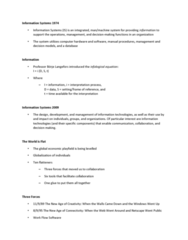 BUSI 1402 Lecture Notes - Lecture 2: Business 2.0, Web 2.0, Insourcing
