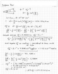 1000 Lecture 11: Lec05 Subtense Bar