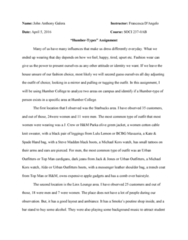 ECN 102 Lecture Notes - Lecture 4: Forever 21, Flight Jacket, Fast Fashion