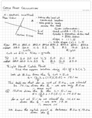 1000 Lecture 4: Lec31 CatchPoints