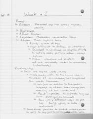 CS202 Lecture 3: Paralanguage