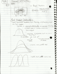 SDS 328M Lecture 6: Lecture 6 Hand-written Notes (Sep 19)