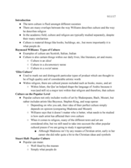 RS 100 Chapter 2: RS Chapter 2 Outline