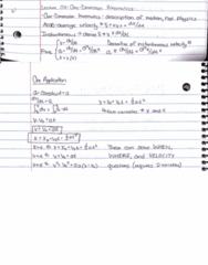 PHY 131 Lecture 2: Lecture_03