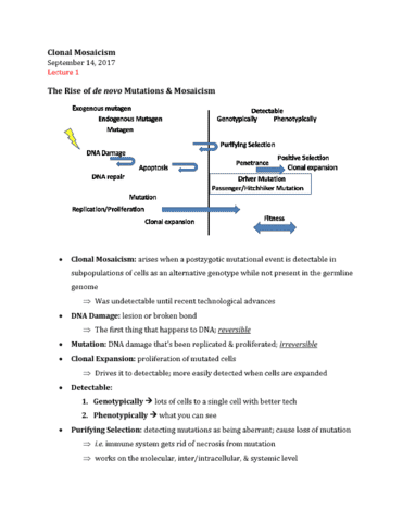 biology-3592a-lecture-1-clonal-mosaicism