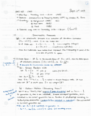 STAT 455 Lecture Notes - Lecture 1: Wauk, Mouse, Stochastic Process