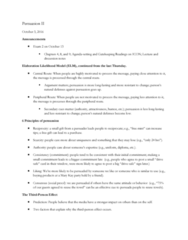 JMC 1100 Lecture Notes - Lecture 14: Attention, Psychographic, Netflix