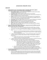 BIOL 1000 Study Guide - Midterm Guide: Symporter, Plasmid, Integral Membrane Protein