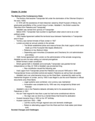 POLI 340 Chapter Notes - Chapter 15: Rentier State, Palestinian National Authority, Israeli Settlement