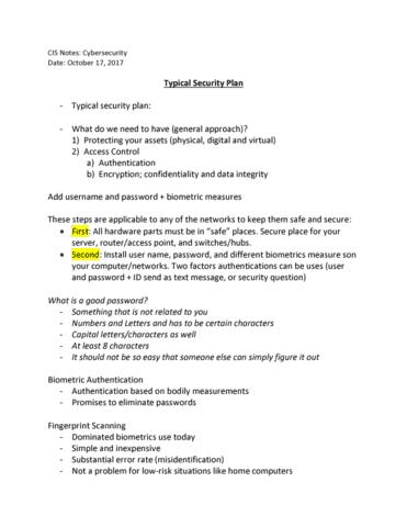 cis-1332-lecture-10-cis-notes-10