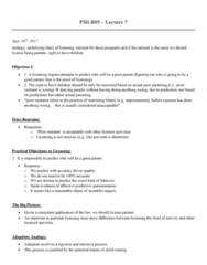 PHLB05H3 Lecture Notes - Lecture 7: Prior Restraint