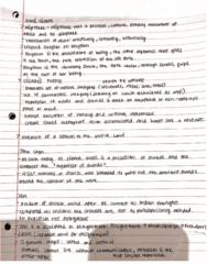 CLTR 1120 Chapter 1: Aime Cesaire