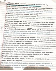 CLTR 1120 Chapter 2: Octavio Paz on translation pt 1