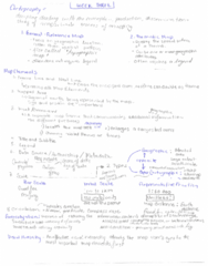 GEOG 231 Lecture 3: GEOG231 Week 3 - Note Summary