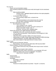 MKTG-UB 20 Lecture Notes - Lecture 12: Louis C.K., Cord-Cutting, Crowdsourcing