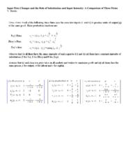 ECO 102 Lecture 9: producertheoryinputintensityandsubstitution