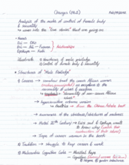 ENGL 2927 Lecture Notes - Lecture 11: Chinua Achebe, Kola Boof