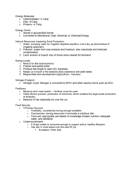CHEM 1100 Lecture Notes - Lecture 19: Herbicide, Insecticide, Nitrogen Cycle